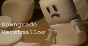 How to Downgrade Marshmallow to Lollipop