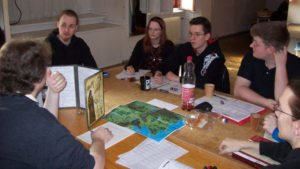 Tabletop Role-playing Games